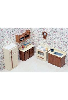 die cut furniture kits
