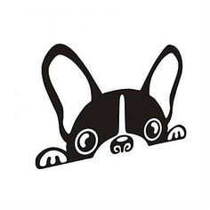New Car Stickers Cute Dog Waterproof Car Sticker Super Cool Car styling Decal Auto Decoration Accessories Car Window Decals Car Window Decals, Car Decals, Cool Car Stickers, Auto Stickers, Wall Clock Sticker, Baby Elefant, Scroll Saw Patterns Free, Dog Paws, Car Accessories