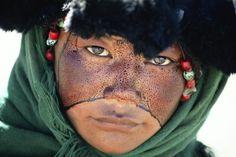 Tibetan Nomads .... Mount Kailash, Tibet | ©Kazuyoshi Nomachi