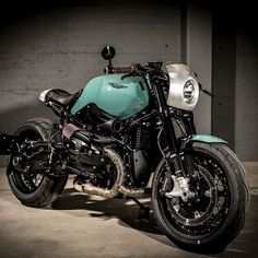 CAFE RACER @caferacergram Tag: #caferacergram #| Introducing the 'DBR9T' RnineT…