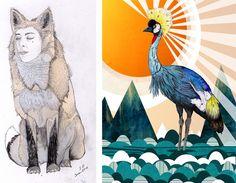 Paper Darts: ART + LIT - Literary Magazine - Art: SandraDieckmann