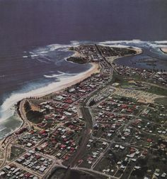 Happy throw back Thursday. Check out this aerial photo of Coolangatta Photo by R Millar, Courtesy Syd Fisher and Have you seen the old Gold Coast Gold Coast Queensland, Brisbane Gold Coast, Gold Coast Australia, Brisbane City, Queensland Australia, Western Australia, Family Holiday Destinations, Sunshine Coast, The Good Old Days