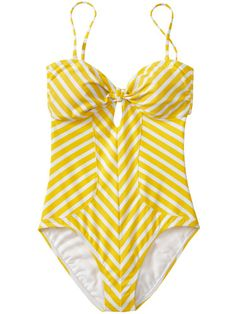 Best Bathing Suit Style - Hottest Bathing Suits For Summer - Seventeen(Old Navy)