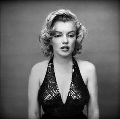 Marilyn Monroe By Avedon, 1957.  Monroe wears the same dress in this shoot that she wore to the April in Paris Ball in the previous post.