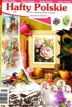 Gallery.ru / Фото #13 - Monogrammy - Vlada65 Cross Stitch Magazines, Cross Stitch Books, Beaded Cross Stitch, Cross Stitch Flowers, Cross Stitch Designs, Cross Stitch Patterns, Magazine Cross, Le Point, Cross Stitching