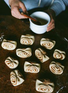 finnish dessert bread rolls via kinfolk mag