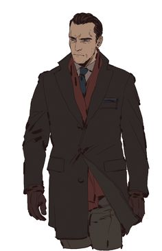 Modern Daud maybe (Credit to the artist!)