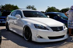 Lexus IS350 by Bryce Womeldurf, via Flickr