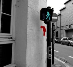 Funny Street Art » Design You Trust