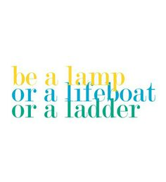 Lifeboat.