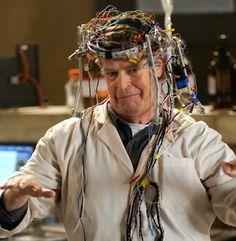 """Dr. Walter Bishop  """" Excellent! Let's make some LSD!"""""""