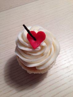 Coccolatevi con i nostri #cupcake di San Valentino!