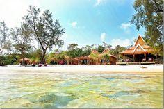 Sol Beach Resort on Koh Rong Samloem Island (Cambodia) - read more on wanderluststorytellers.com.au