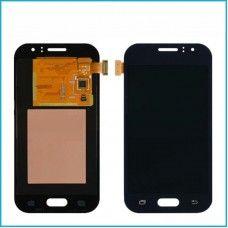 Ansamblu Display Ecran Afisaj Lcd Samsung Galaxy J1 Ace Duos J110 Negru