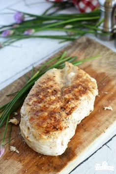 3 Ingredient Grilled Chicken - indoors or outdoors
