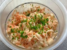 Reďkovková Potato Salad, Potatoes, Vegetarian, Snacks, Ethnic Recipes, Food, Fresh, Food Portions, Food Food