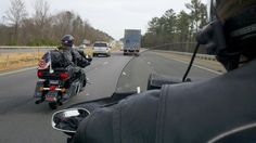 On the road to Charleston, SC