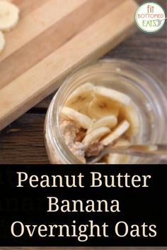 Three tasty ways to eat overnight oats! Make one tonight for breakfast tomorrow... | Fit Bottomed Eats