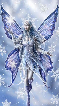Snow+fairies | Snow Fairy