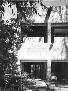corbusier // manorama sarabhai