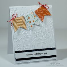 Simply Sentiments project by Latisha