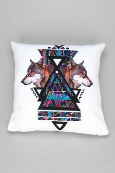 Kris Tate For DENY Adahy Pillow