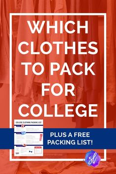 Welcome to College Prep, the blog post series where I help you prepare for your first year of college. Today, we're tackling which clothes to pack for college! Before I came to college, I spent hours scouring the internet to find out what I needed to pack. One of the areas I especially wanted to 'get right' was my closet. College was a chance to start over, and I wanted to make a good impression by looking cute and put-together — but I had no idea what to bring, or how much. How many pairs…