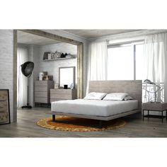 Giuseppina Platform Customizable Bedroom Set