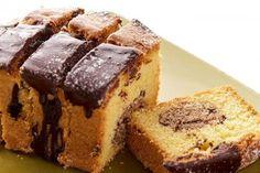 Bizcocho Marmolado de Naranja y Chocolate Te enseñamos a cocinar recetas fáciles cómo la receta de Bizcocho Marmolado de Naranja y Chocolate y muchas otras recetas de cocina..