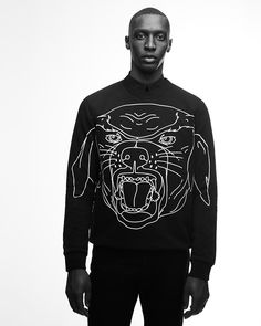 Riccardo Tisci has made Givenchy a street staple since taking the reigns at the brand in 2009. The luxury brand has especially made a name for itself through the use of strong and bold graphics. The Rottweiler graphic has probably become the most popular
