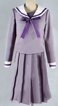Relaxcos Noragami Iki Hiyori Cosplay Costume -- You can get additional details at the image link.