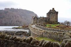 Visiter les châteaux et randonner dans les Highlands d'Ecosse
