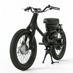 How to turn the Honda Cub into an electric motorcycle | Bike EXIF