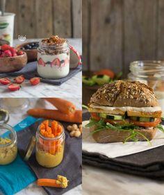 3 snacks para comer fora de casa - Made by Choices