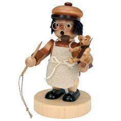 Christian Ulbricht Natural Teddy Bear Maker Smoker - http://christmasshortstory.com/shop/shop/incense-smokers/christian-ulbricht-natural-teddy-bear-maker-smoker/