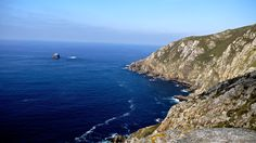 Cabo Finisterre, Spain,