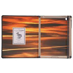 Sky on Fire iPad Folio Cases now available on Zazzle!