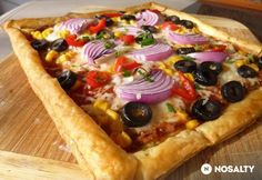 Rýchly recept na mexickú pizzu