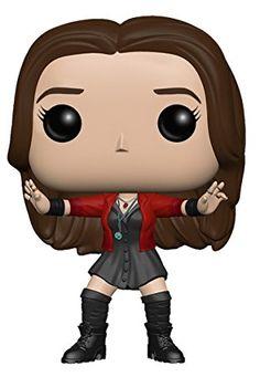 Pop! Marvel: Scarlet Witch - Bobblehead (Funko 4779)