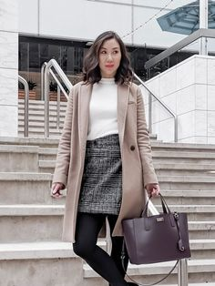 A collection of my latest OOTD this past winter season. The looks range from daily workwear to weekend casual and even holiday party. Warm Weather Outfits, Winter Outfits, Checkered Skirt, Brunch Outfit, Womens Fashion, Fashion Trends, Fashion Bloggers, Fashion Inspiration, Black Ankle Boots