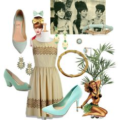 """Untitled #3"" by kustomvoodoo on Polyvore"