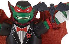 Teenage Mutant Ninja Turtles' New MONSTERS
