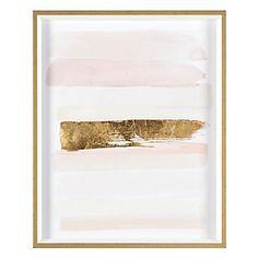 Pastel Sweep 1 | Framed Art | Art by Type | Art | Z Gallerie