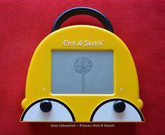 Impressive gallery of Etch A Sketch art - Homer Simpson Etch A Sketch by pikajane on DeviantArt