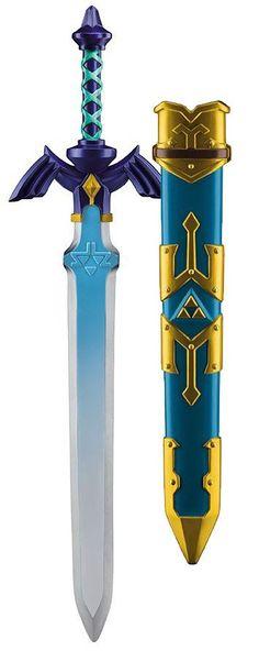 Master sword the legend of zelda twilight princess for Decoration chambre zelda