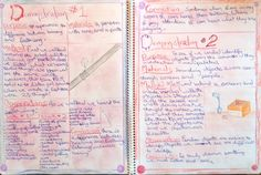 Age 12 ~ Physics: Sound ~ Difference between Hearing and Listening ~ main lesson book