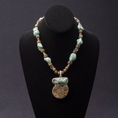 The Early Days a necklace by WillowStudioJewelry on Etsy, $215.00