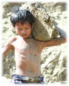 Child Labour and human trafficking. Teacher resources, videos and activities.