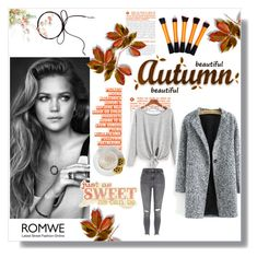 """""""Romwe 60"""" by zerina913 ❤ liked on Polyvore featuring River Island, Mr. Coffee and romwe"""