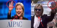 TWO DIFFERENT People At Memorial Today, Hillary Clinton  Stunt Double? What would be her purpose in doing this?